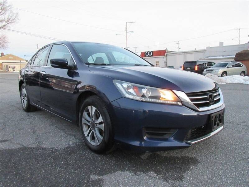 2014 Honda Accord for sale at Cam Automotive LLC in Lancaster PA