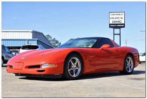 2003 Chevrolet Corvette for sale at STRICKLAND AUTO GROUP INC in Ahoskie NC