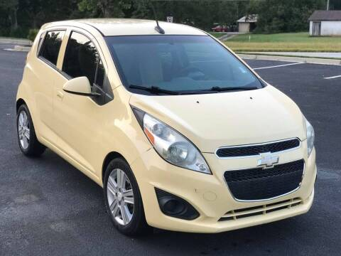 2014 Chevrolet Spark for sale at Two Brothers Auto Sales in Loganville GA