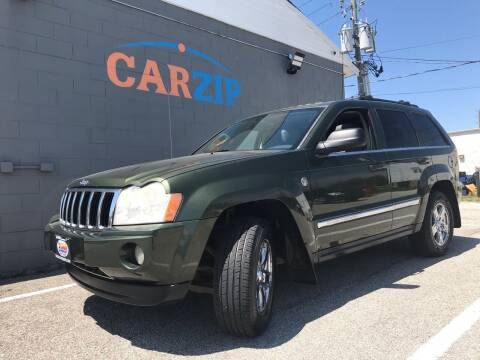 2007 Jeep Grand Cherokee for sale at CarZip in Indianapolis IN