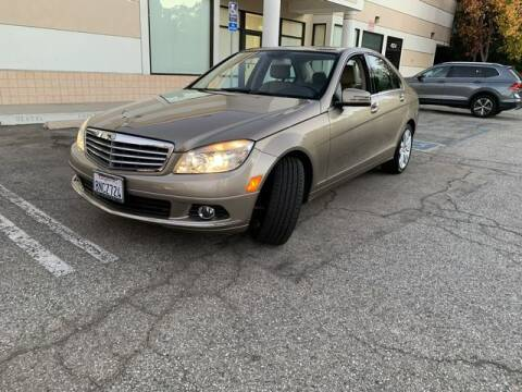 2010 Mercedes-Benz C-Class for sale at Hunter's Auto Inc in North Hollywood CA