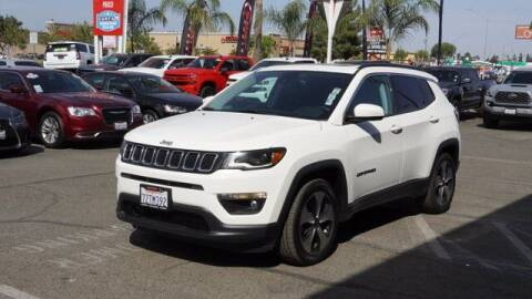 2017 Jeep Compass for sale at Choice Motors in Merced CA