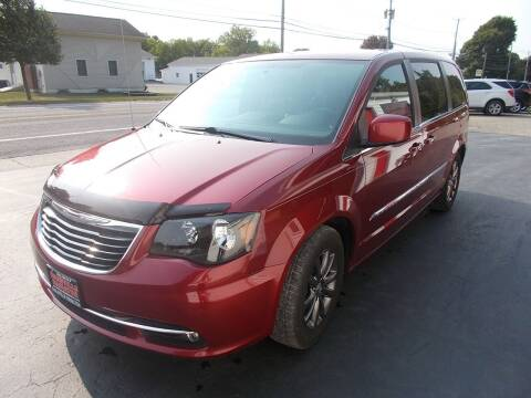 2014 Chrysler Town and Country for sale at Dansville Radiator in Dansville NY
