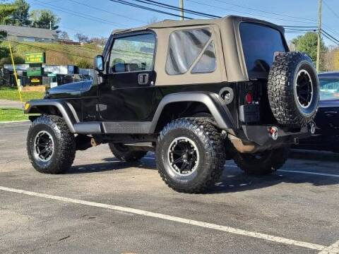 2006 Jeep Wrangler for sale at North Knox Auto LLC in Knoxville TN