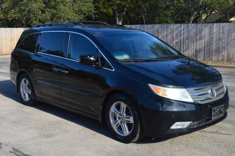 2011 Honda Odyssey for sale at Coleman Auto Group in Austin TX