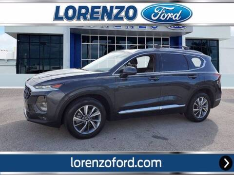 2020 Hyundai Santa Fe for sale at Lorenzo Ford in Homestead FL