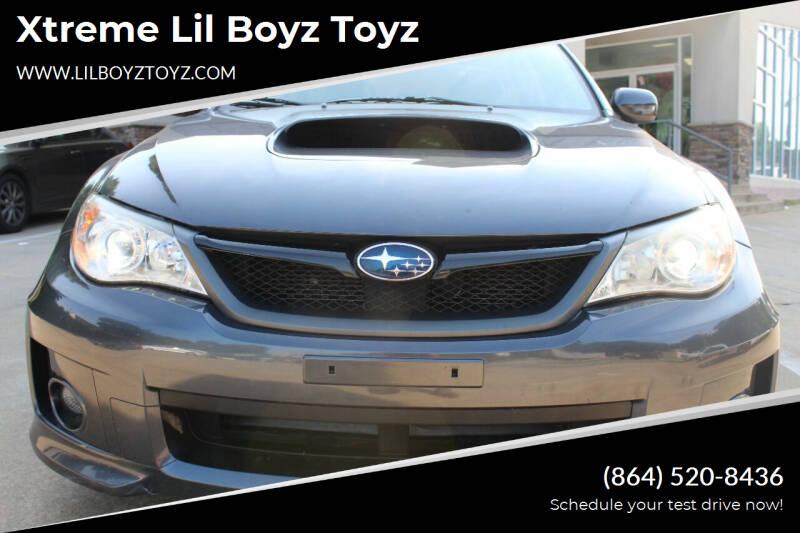 2013 Subaru Impreza for sale at Xtreme Lil Boyz Toyz in Greenville SC