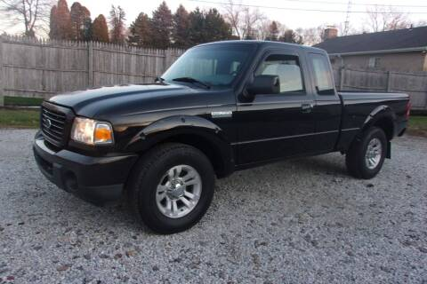 2008 Ford Ranger for sale at JEFF MILLENNIUM USED CARS in Canton OH