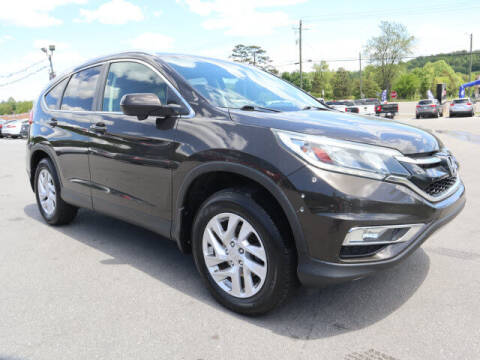 2015 Honda CR-V for sale at Viles Automotive in Knoxville TN
