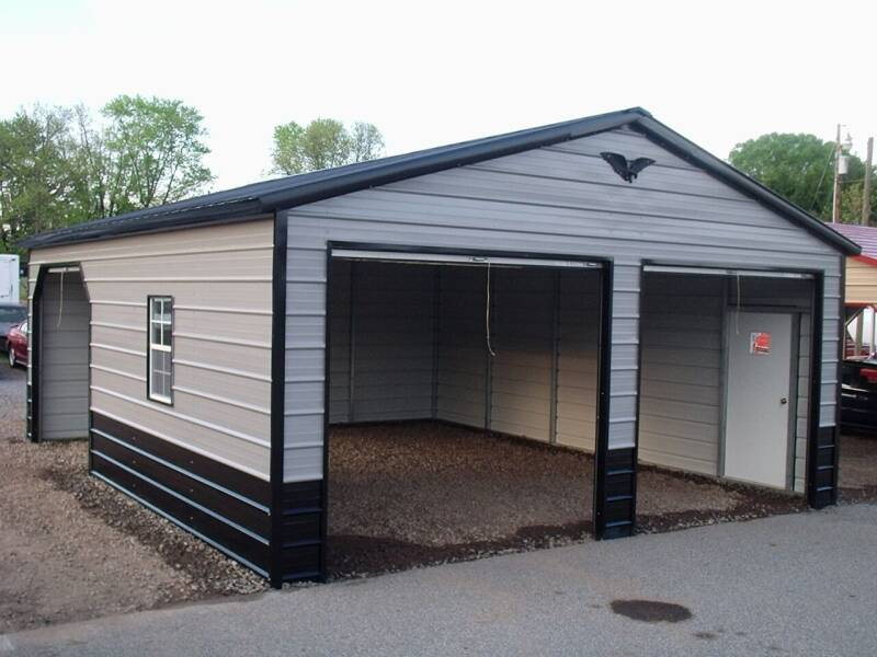 2021 Eagle Carports and Garages Carports, Garages, Barns for sale at Hobson Performance Cars in East Bend NC