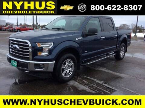 2017 Ford F-150 for sale at Nyhus Chevrolet Buick in Staples MN
