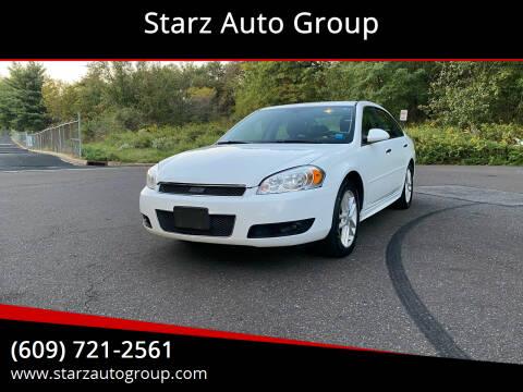 2013 Chevrolet Impala for sale at Starz Auto Group in Delran NJ