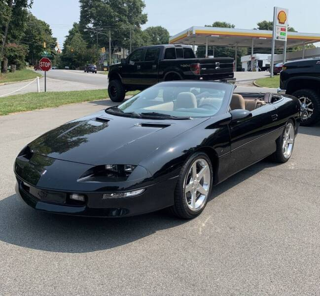 1995 Chevrolet Camaro for sale at West Haven Auto Sales in West Haven CT