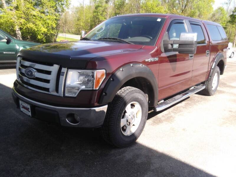 2010 Ford F-150 for sale at Clucker's Auto in Westby WI