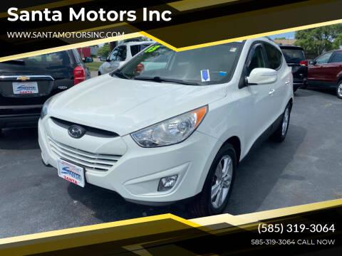 2013 Hyundai Tucson for sale at Santa Motors Inc in Rochester NY