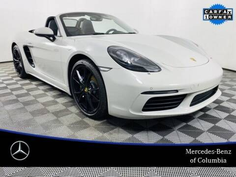 2020 Porsche 718 Boxster for sale at Preowned of Columbia in Columbia MO