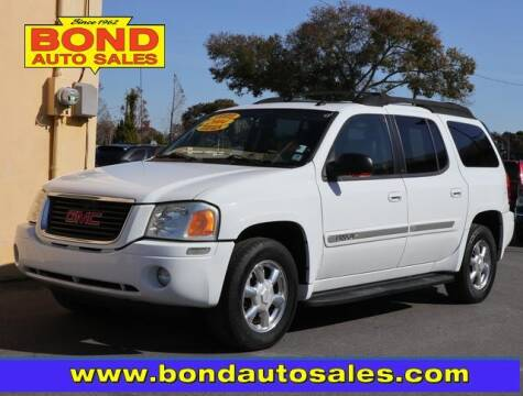 2004 GMC Envoy XL for sale at Bond Auto Sales in St Petersburg FL