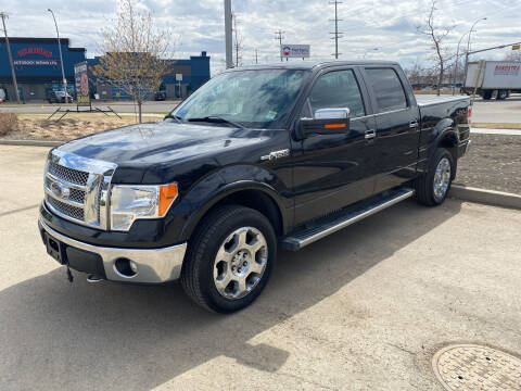 2012 Ford F-150 for sale at Truck Buyers in Magrath AB