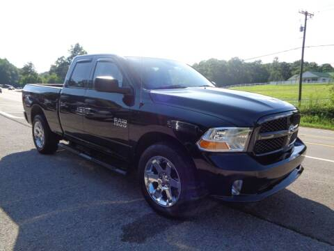 2016 RAM Ram Pickup 1500 for sale at Car Depot Auto Sales Inc in Seymour TN