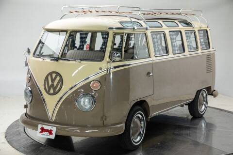 1974 Volkswagen Bus for sale at Duffy's Classic Cars in Cedar Rapids IA