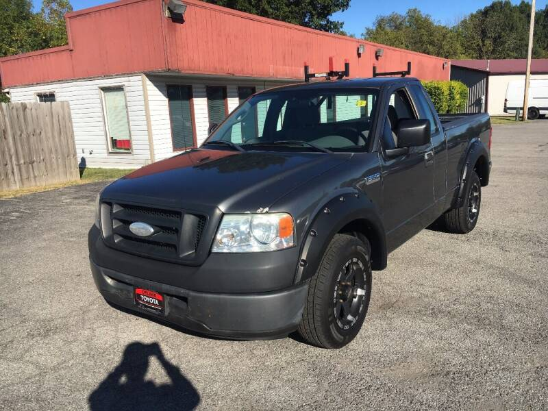 2007 Ford F-150 for sale at Best Buy Auto Sales in Murphysboro IL