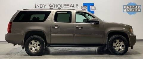 2011 Chevrolet Suburban for sale at Indy Wholesale Direct in Carmel IN