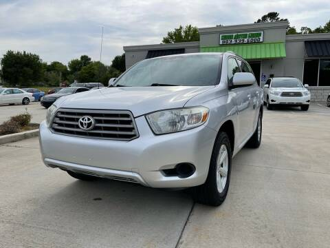 2008 Toyota Highlander for sale at Cross Motor Group in Rock Hill SC