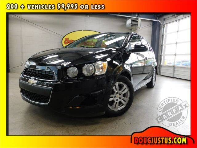 2012 Chevrolet Sonic for sale in Knoxville, TN