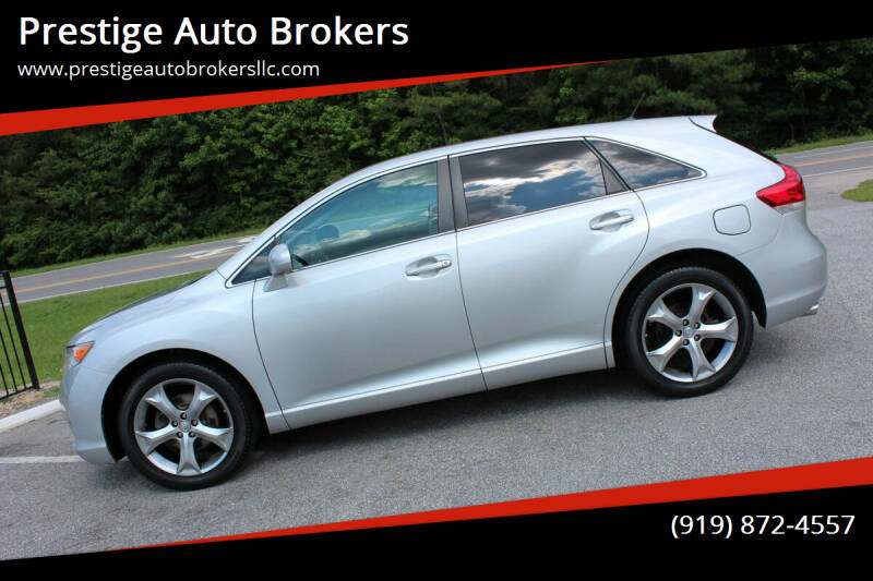 2009 Toyota Venza for sale at Prestige Auto Brokers in Raleigh NC