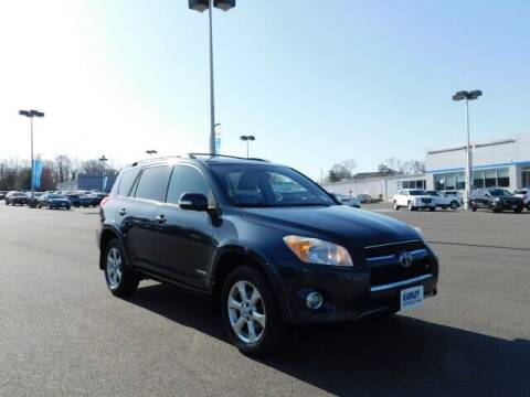 2010 Toyota RAV4 for sale at Radley Cadillac in Fredericksburg VA