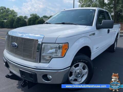 2011 Ford F-150 for sale at IMPORTS AUTO GROUP in Akron OH