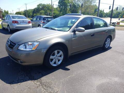2004 Nissan Altima for sale at Germantown Auto Sales in Carlisle OH
