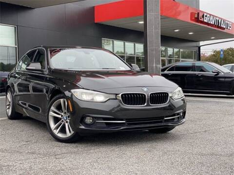 2017 BMW 3 Series for sale at Gravity Autos Roswell in Roswell GA