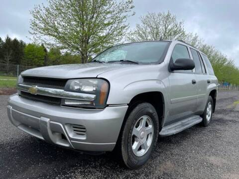 2006 Chevrolet TrailBlazer for sale at GOOD USED CARS INC in Ravenna OH