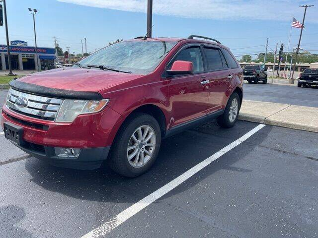 2007 Ford Edge for sale at MIG Chrysler Dodge Jeep Ram in Bellefontaine OH