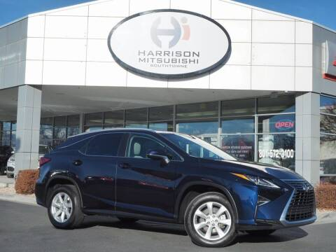 2017 Lexus RX 350 for sale at Harrison Imports in Sandy UT
