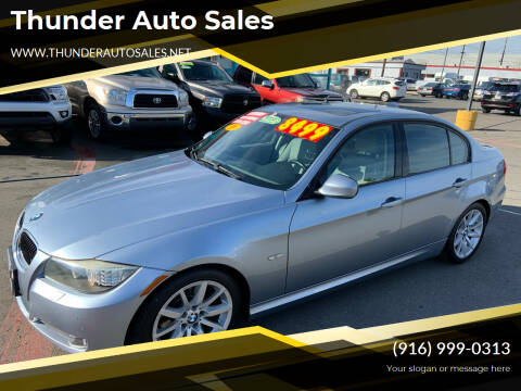 2009 BMW 3 Series for sale at Thunder Auto Sales in Sacramento CA