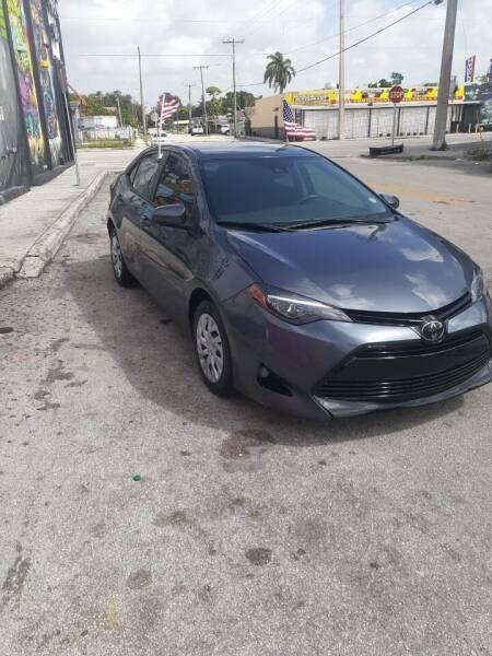 2017 Toyota Corolla LE 4dr Sedan - Miami FL