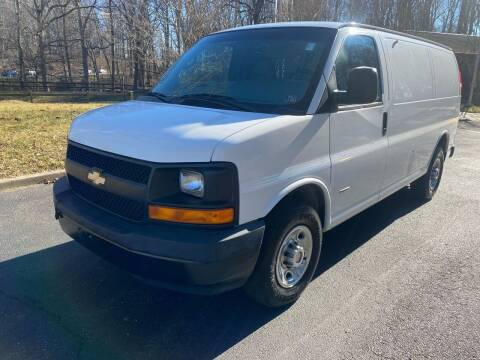 2008 Chevrolet Express Cargo for sale at Bowie Motor Co in Bowie MD