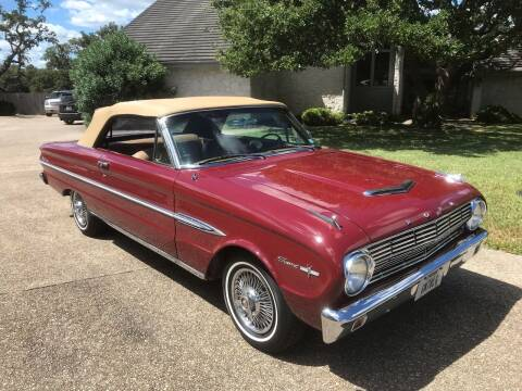 1963 Ford Falcon for sale at Mafia Motors in Boerne TX