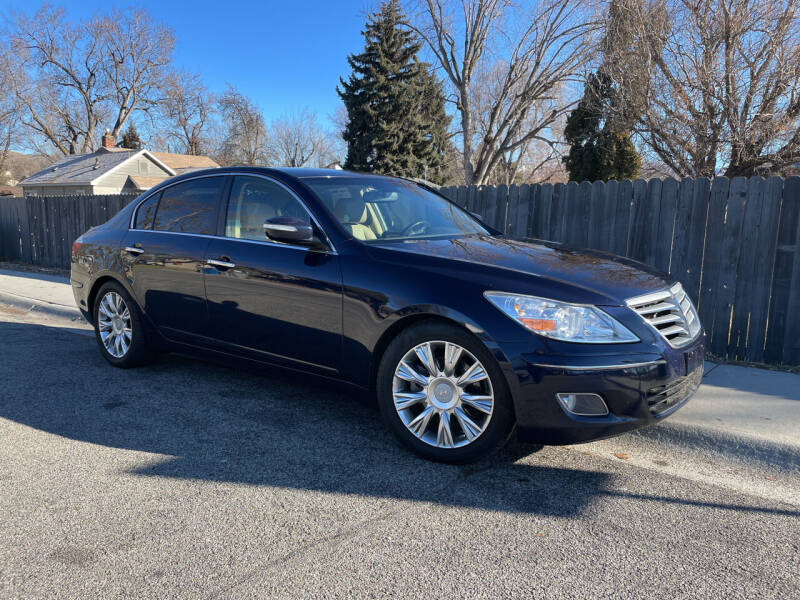 2009 Hyundai Genesis for sale at Ace Auto Sales in Boise ID