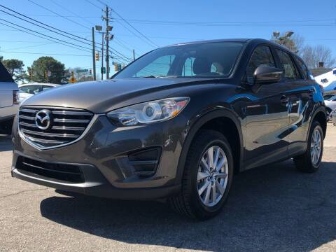 2016 Mazda CX-5 for sale at Capital Motors in Raleigh NC