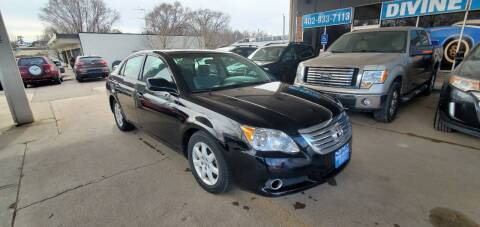 2010 Toyota Avalon for sale at Divine Auto Sales LLC in Omaha NE