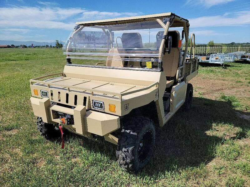 2021 Massimo WARRIOR 1000X for sale at Snyder Motors Inc in Bozeman MT