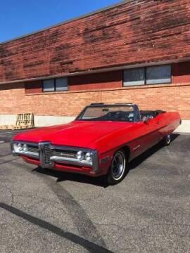 1968 Pontiac Bonneville for sale at Classic Car Deals in Cadillac MI