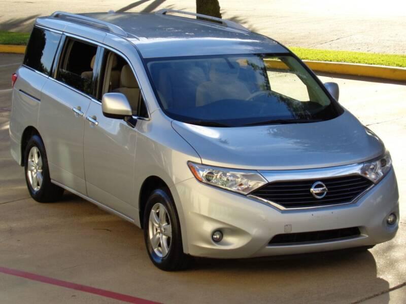 2016 Nissan Quest for sale at Auto Starlight in Dallas TX