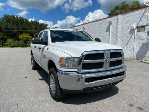 2018 RAM Ram Pickup 2500 for sale at LUXURY AUTO MALL in Tampa FL