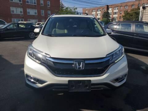 2016 Honda CR-V for sale at OFIER AUTO SALES in Freeport NY