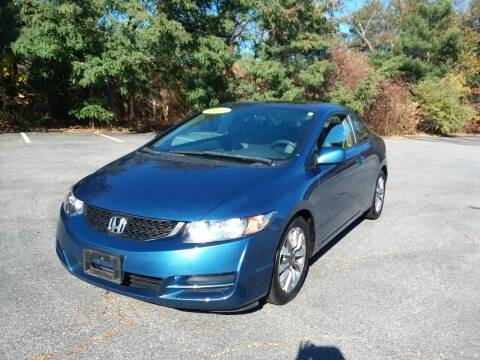 2011 Honda Civic for sale at Westford Auto Sales in Westford MA