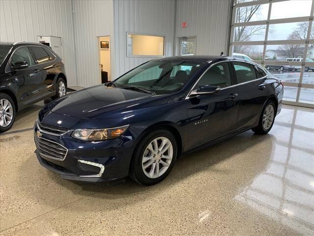 2018 Chevrolet Malibu for sale at PRINCE MOTORS in Hudsonville MI